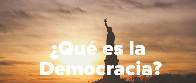 ¿Sabías que nunca has vivido en democracia? Te lo demostramos