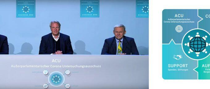 [Video] Médicos y Expertos alemanes crean Comisión de Investigación Extraparlamentaria sobre Coronavirus (ACU)