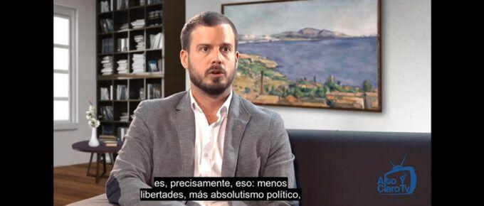 [Vídeo] Entrevista a Javier Villamor explicando los intereses detrás de la Pandemia del Covid-19