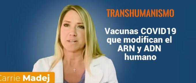 [Vídeo] Vacunas COVID19 transgénicas, transhumanismo y humanos 2.0