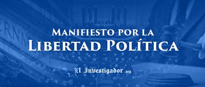 Manifiesto por la Libertad Política. El Jaque Mate a la Partitocracia.