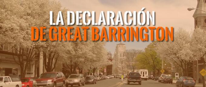 La declaración de Great Barrington: Los epidemiólogos más importantes del mundo piden el fin de los confinamientos y alcanzar la inmunidad colectiva
