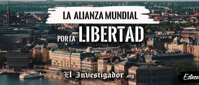 [Documental] de la fundación de la Alianza Mundial por la Libertad en Estocolmo, Suecia.