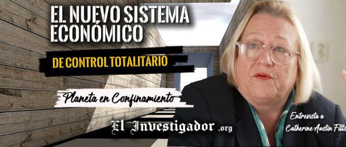 """[Entrevista] sobre el nuevo sistema económico globalista de Control Totalitario. Del documental """"Planeta en Confinamiento"""""""