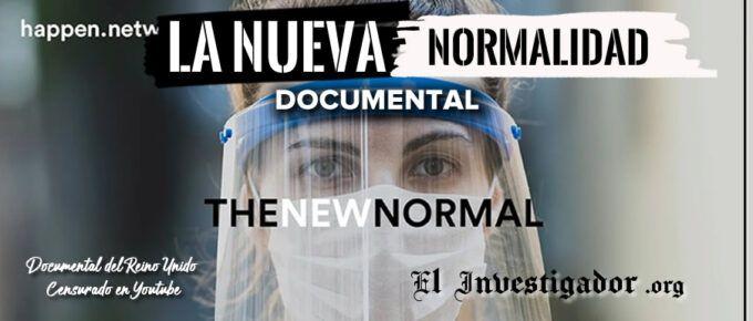 [Documental] La Nueva Normalidad. Cómo el 1% quiere controlar al 99% de la humanidad.