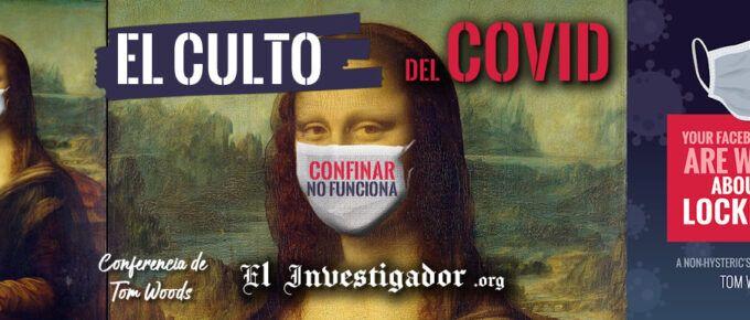 [Video] El Culto del Covid. Tele-Creyentes de la Propaganda que ignoran los hechos y no usan el sentido común.